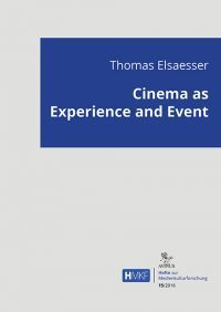 Cover Cinema as Experience and Event