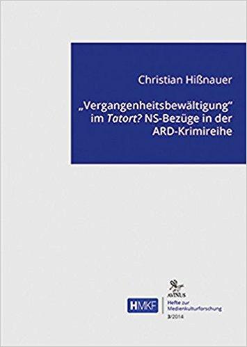 Cover Vergangenheitsbewältigung im Tatort