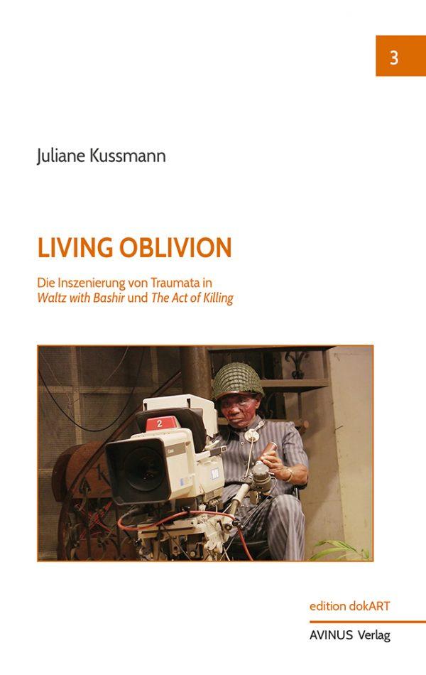 Buchcover Living Oblivion